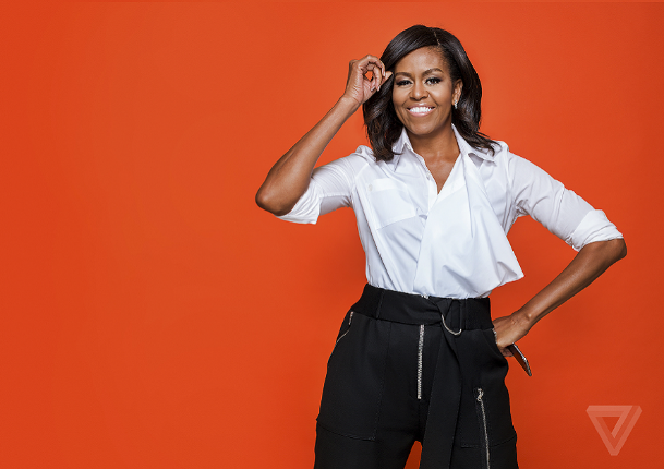 MichelleObamaSells,CopiesinHerFirstWeek