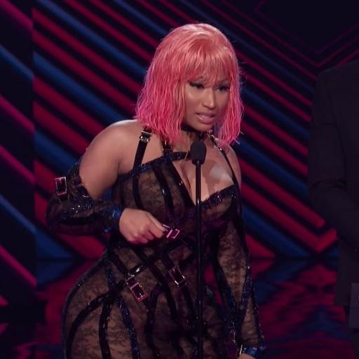 Nicki Minaj Wins Album of the Year at the People's Choice Awards