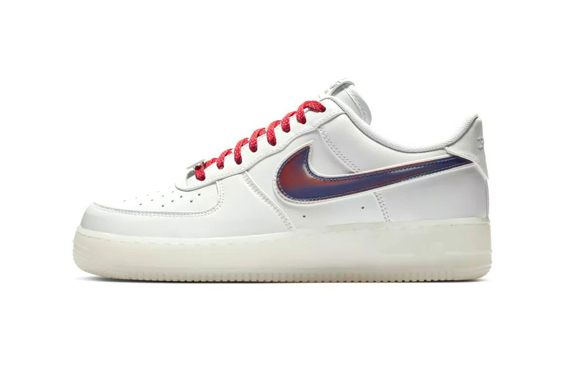 "The Dominican-Themed Nike Air Force 1 ""De Lo Mío"" Gets Official Imagery and  a Release Date 9c3bdbd3f2d3"