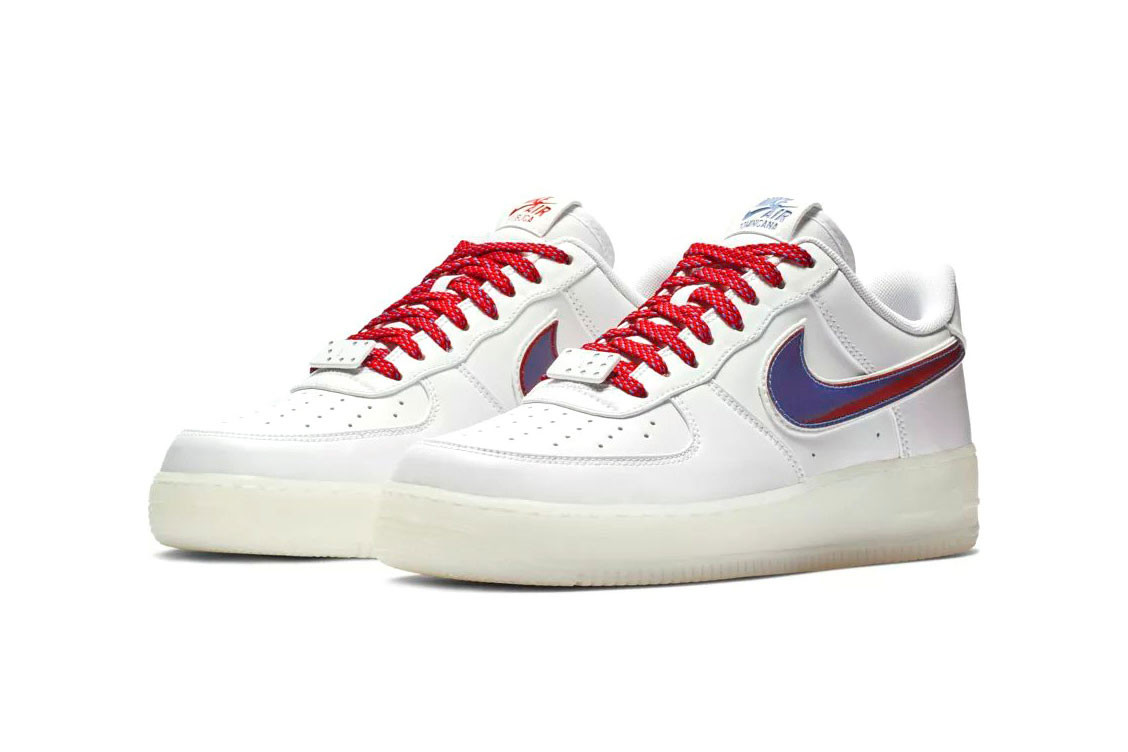 "huge selection of 506e4 ac313 The Dominican-Themed Nike Air Force 1 ""De Lo Mío"" Gets Official Imagery and  a Release Date"