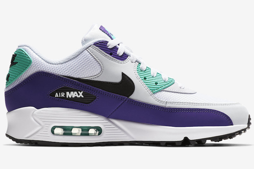 Nike Goes for Grape With its Latest Air Max 90 Colorway  cfac31c9e