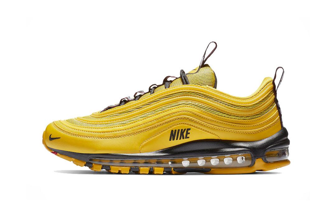 "c17249e52223 Lemon Fresh  Nike Air Max 97 Premium ""Bright Citron"""