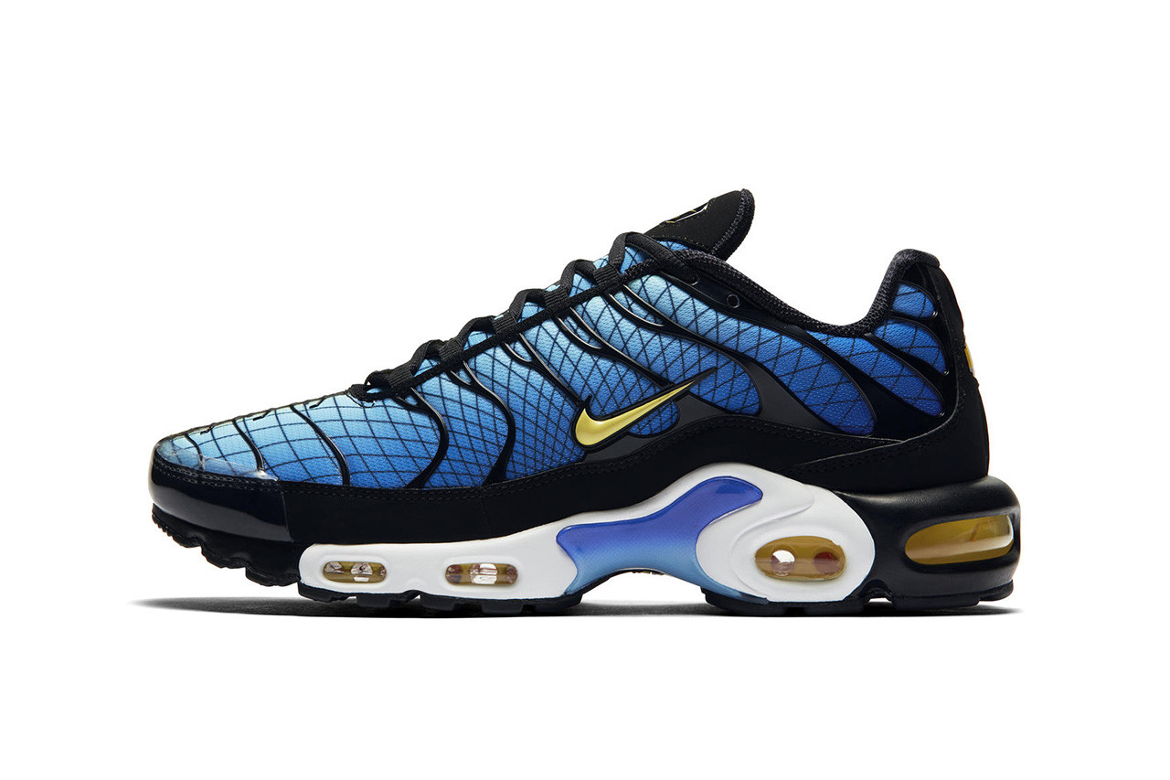 Nike Perfects Spliced Sneaker Style With The Air Max Plus Tn Greedy