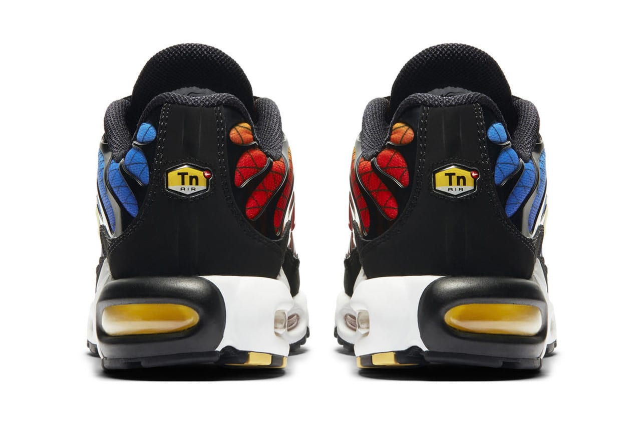 """7827831c37e Expect the Nike Air Max Plus TN """"Greedy"""" to arrive starting December 8 in  the SNKRS app"""