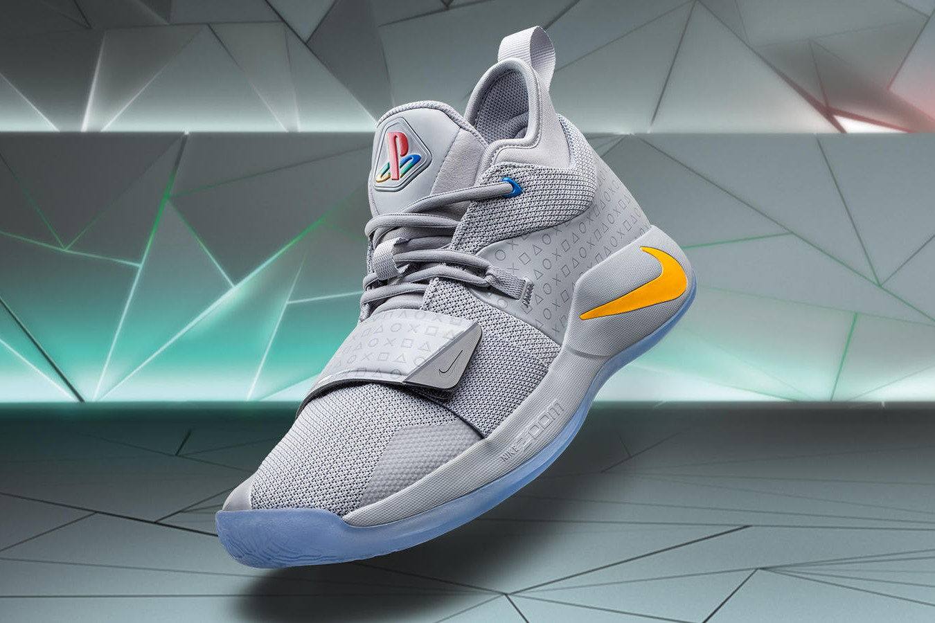 57465fb61b6 Paul George s PlayStation x Nike PG 2.5 Drops In a Week