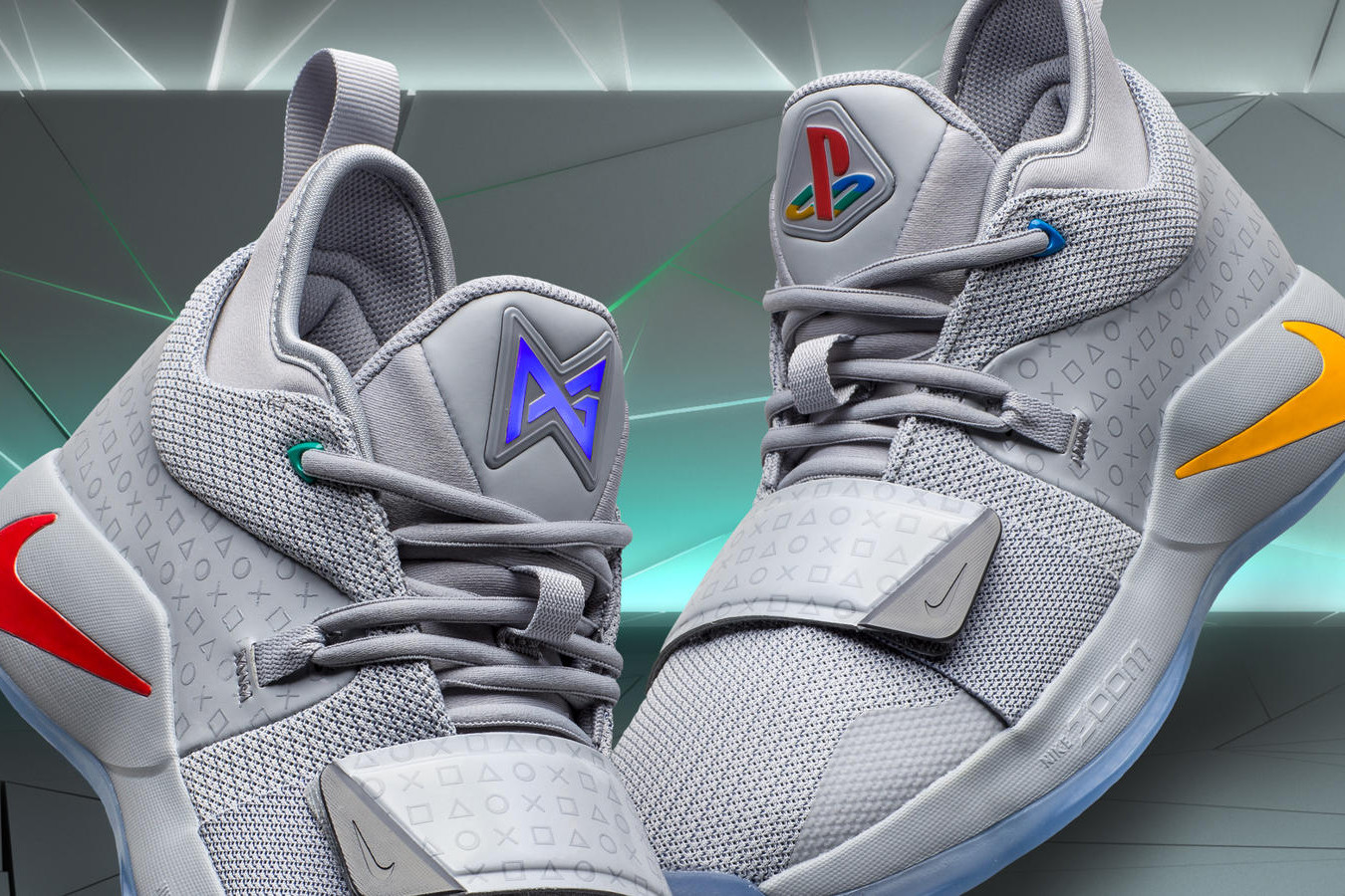 cheap for discount e325e ad30e Paul George's PlayStation x Nike PG 2.5 Drops In a Week ...