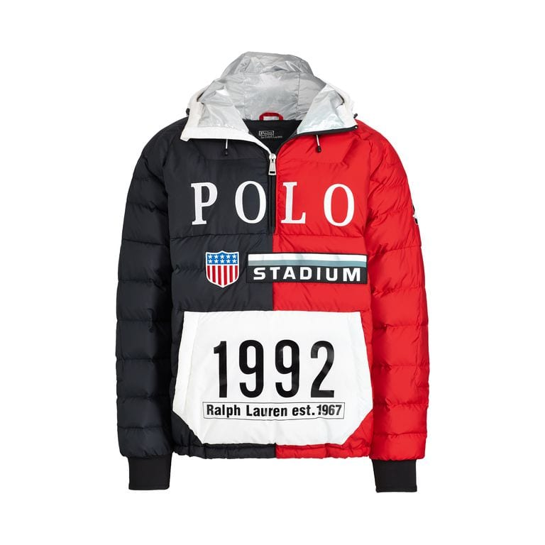 Back Edition '92 Takes It To With Ralph Winter Lauren Limited iwOPXTZku