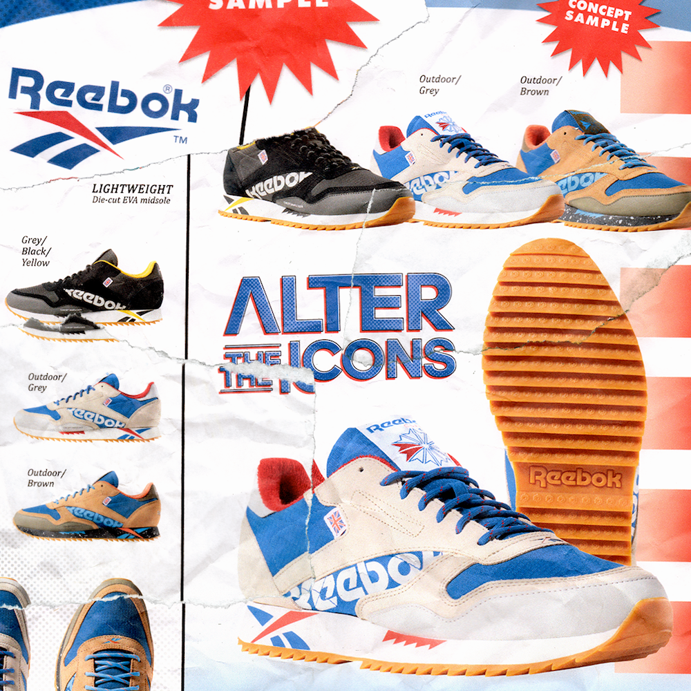 b56611557f2558 MadeinTYO Helps Launch the Latest Reebok  Alter the Icons  Capsule ...