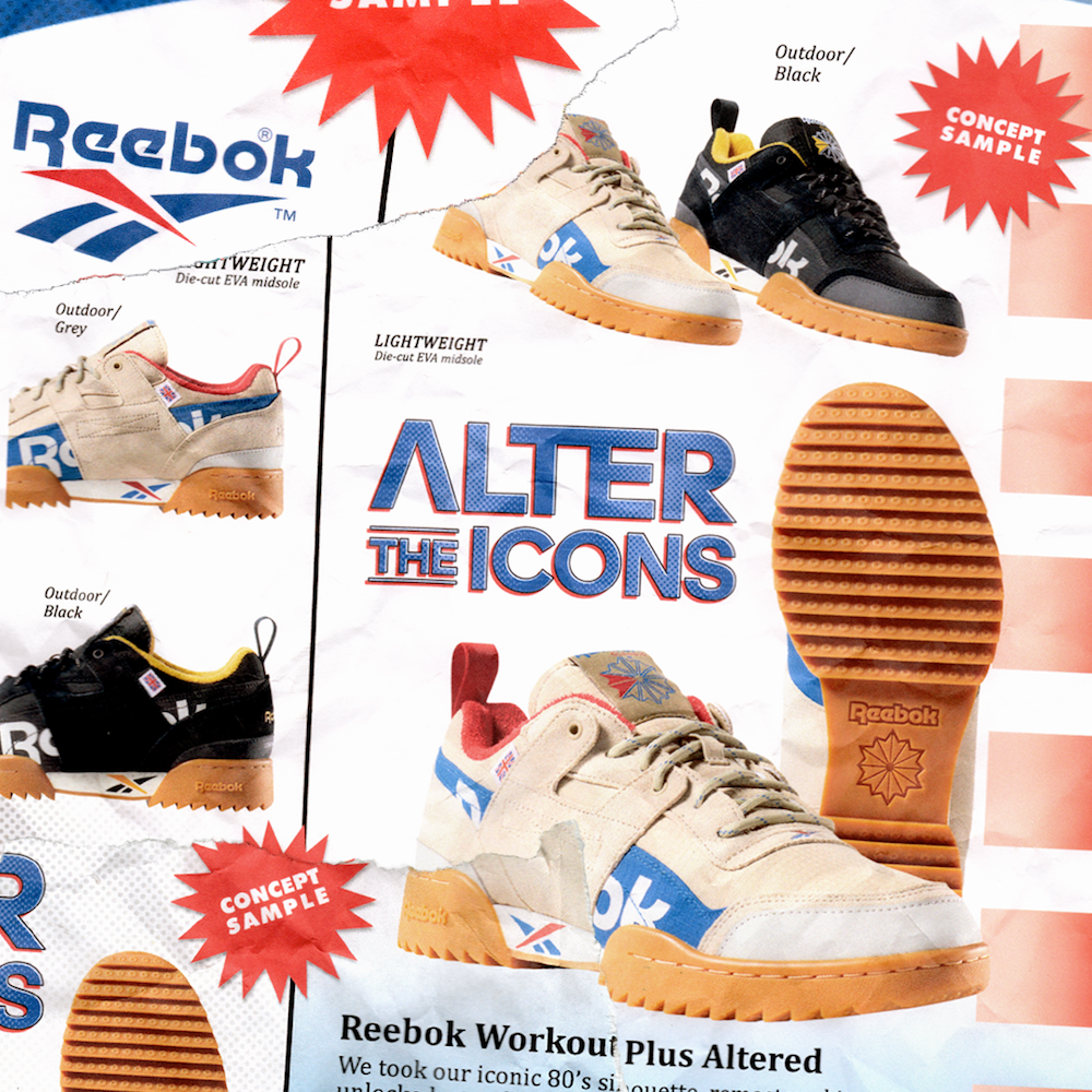 13d7d1cd28d MadeinTYO Helps Launch the Latest Reebok  Alter the Icons  Capsule ...