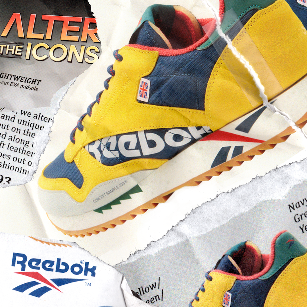 db8e60011bdb MadeinTYO Helps Launch the Latest Reebok  Alter the Icons  Capsule ...