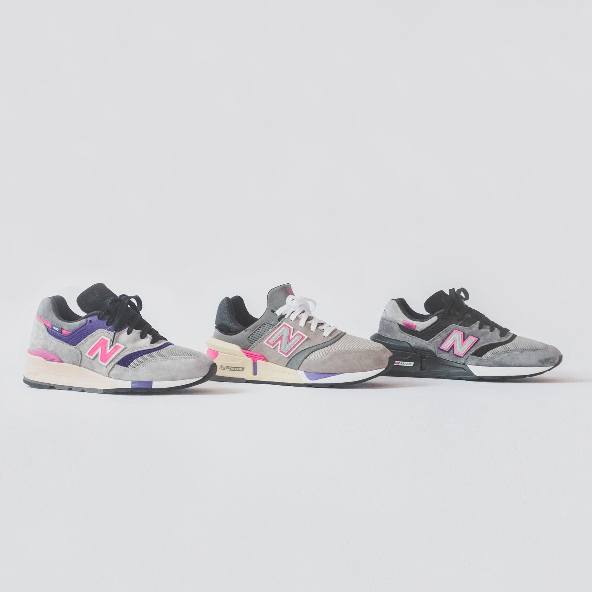 quality design 03a14 9d897 Ronnie Fieg is Dropping Six New Balance Colorways For Latest ...