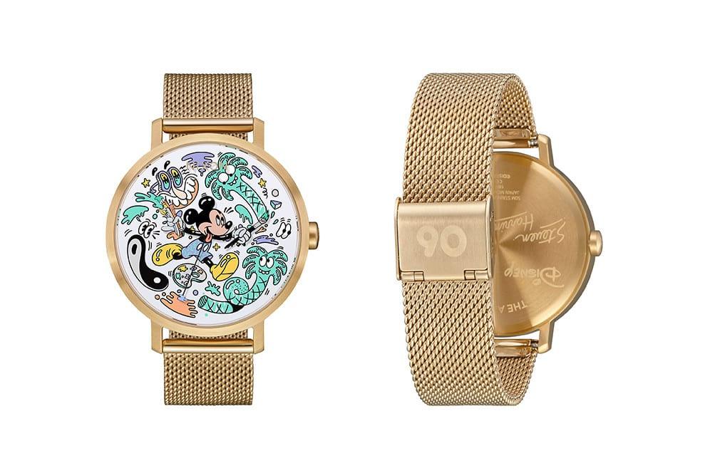 steven harrington disney nixon mickey the true original watch