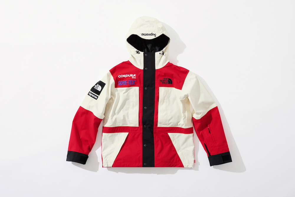Supreme x The North Face Fall Winter 2018 Cordura Collection  2d667d785