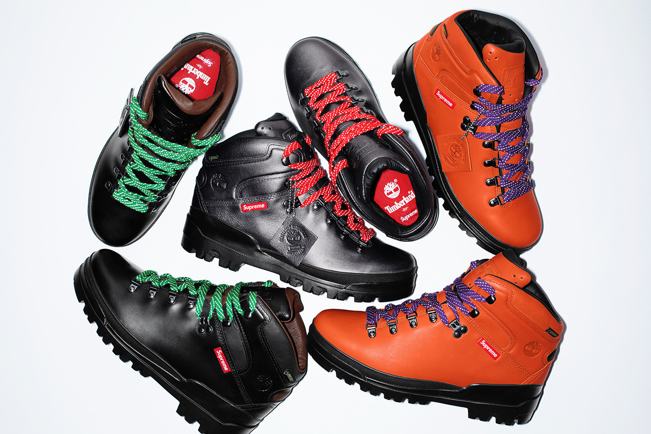 supreme timberland fw world hiker front country boot
