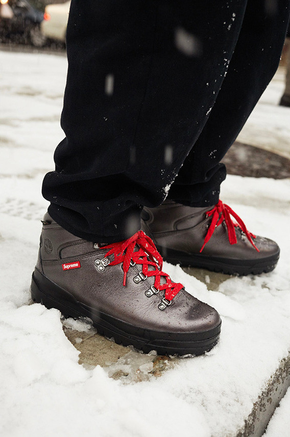 Supreme X Timberland Fw18 World Hiker Front Country Boot
