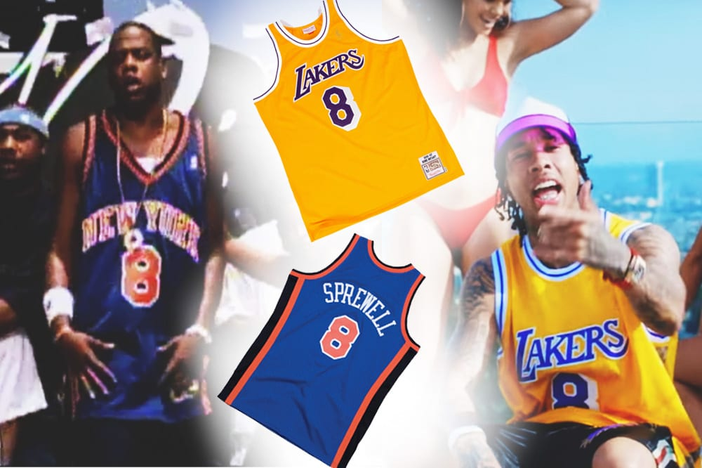 low priced c405a 741d0 10 Sports Jerseys Seen In Rap Videos That You Can Still Cop ...