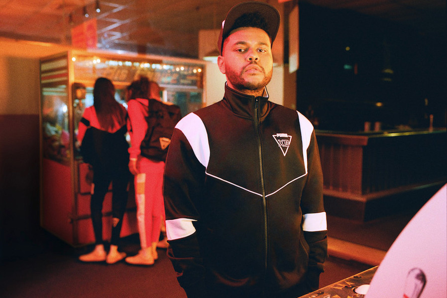 fb921f848d The Weeknd Unveils PUMA x XO FW18 Collection