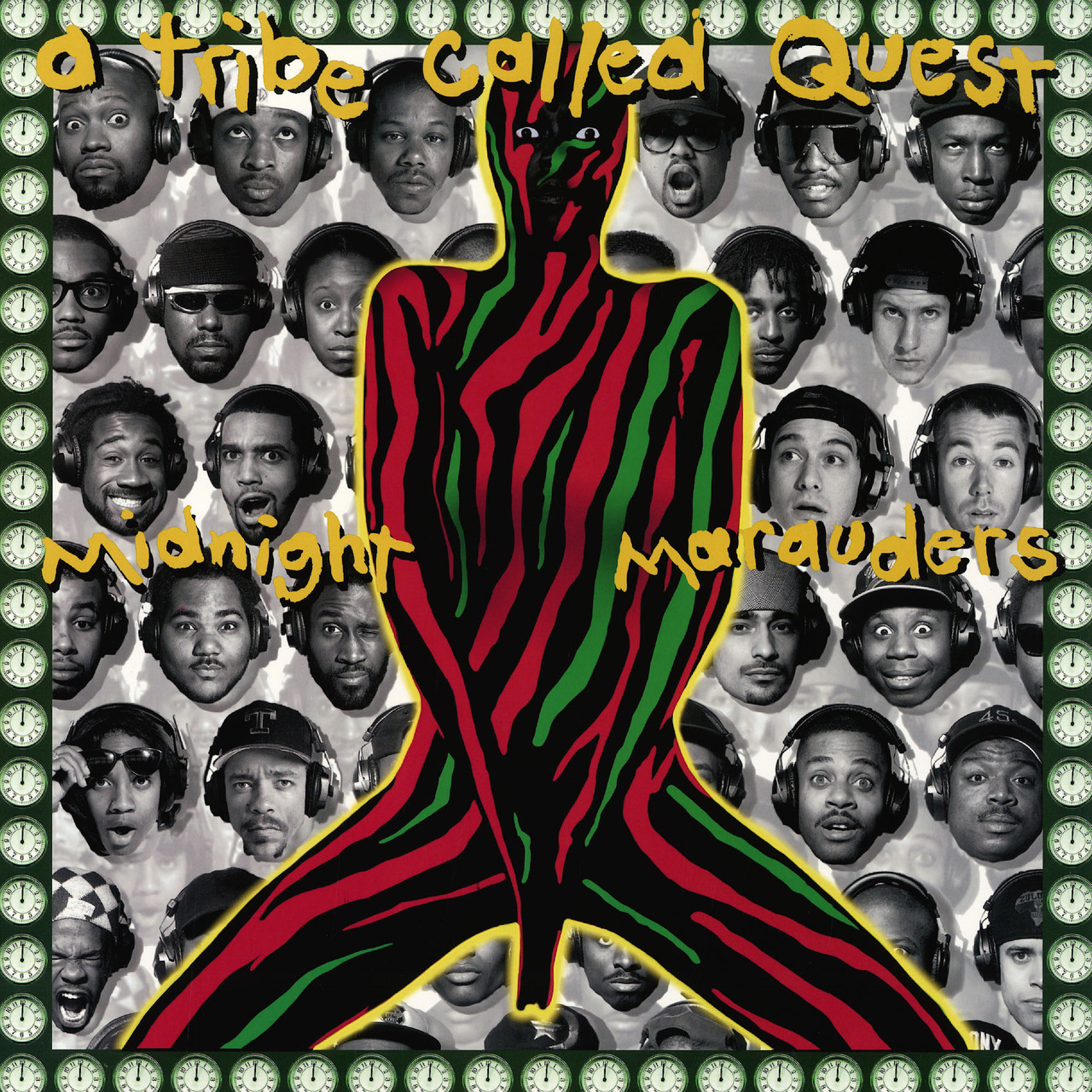 a tribe called quest music style