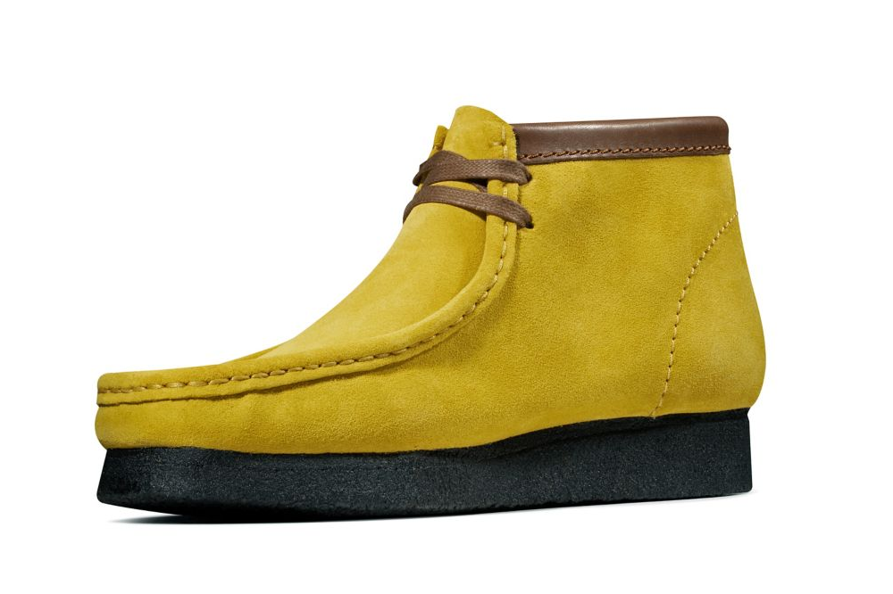 f30bfc0f3cf10 Look for the Wu Wear x Clarks Wallabee Boots to drop on November 23 at  select retailers and online. See each one in detail below, and enjoy Wu Day!