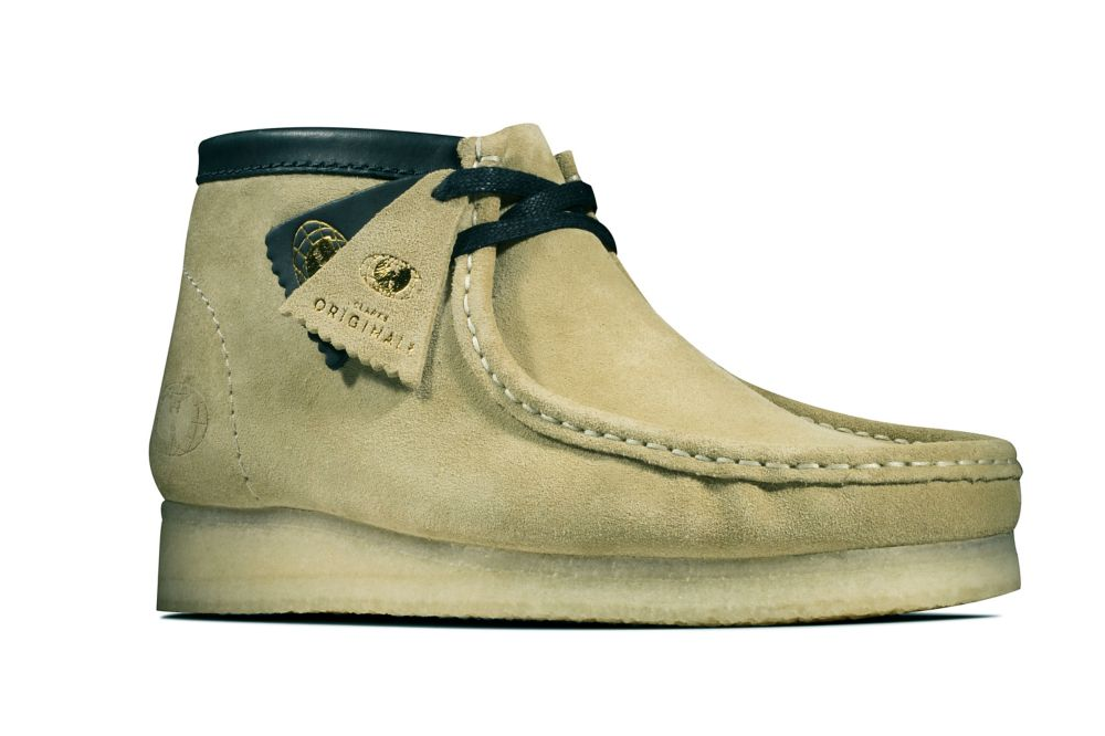 ee28193fcb98 Look for the Wu Wear x Clarks Wallabee Boots to drop on November 23 at  select retailers and online. See each one in detail below