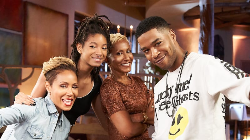 Kid Cudi Talks About Mental Health on 'Red Table Talk'