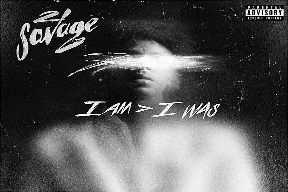 21 Savage's 'I Am > I Was' Debuts at No. 1