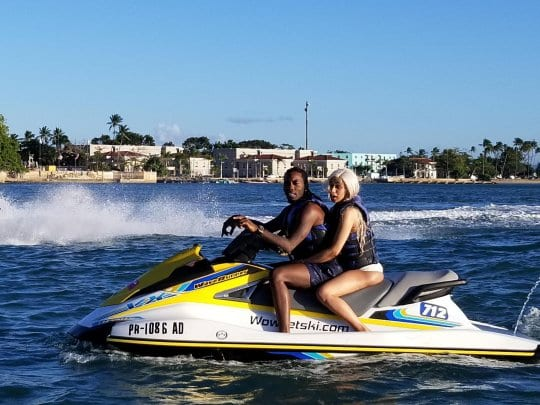 Cardi B Blasts Jet Ski Company for Selling Pictures With Offset to TMZ