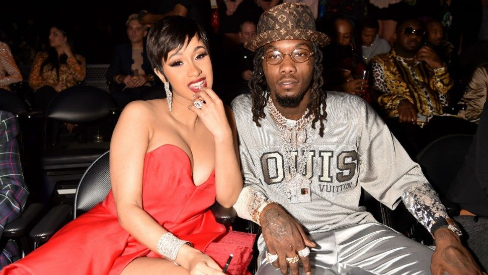 Cardi B Denies Split From Offset is a Publicity Stunt