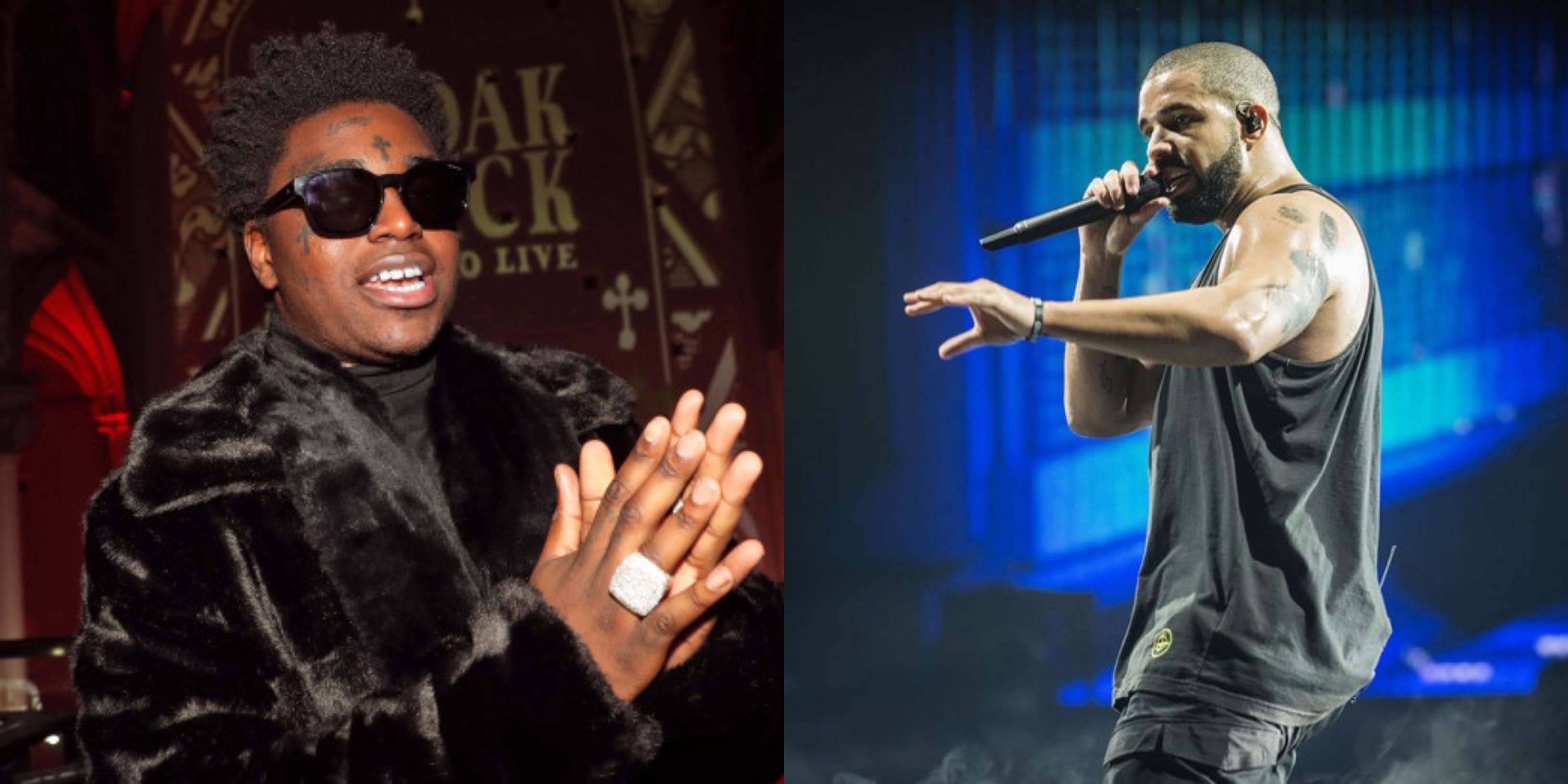 Drake Praises Kodak Black's Latest Album: 'One of My Favorites in the Last 5 Years'