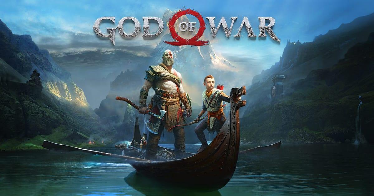 SonyPlaystation's'GodofWar'WinsGameoftheYearat'TheGameAwards'