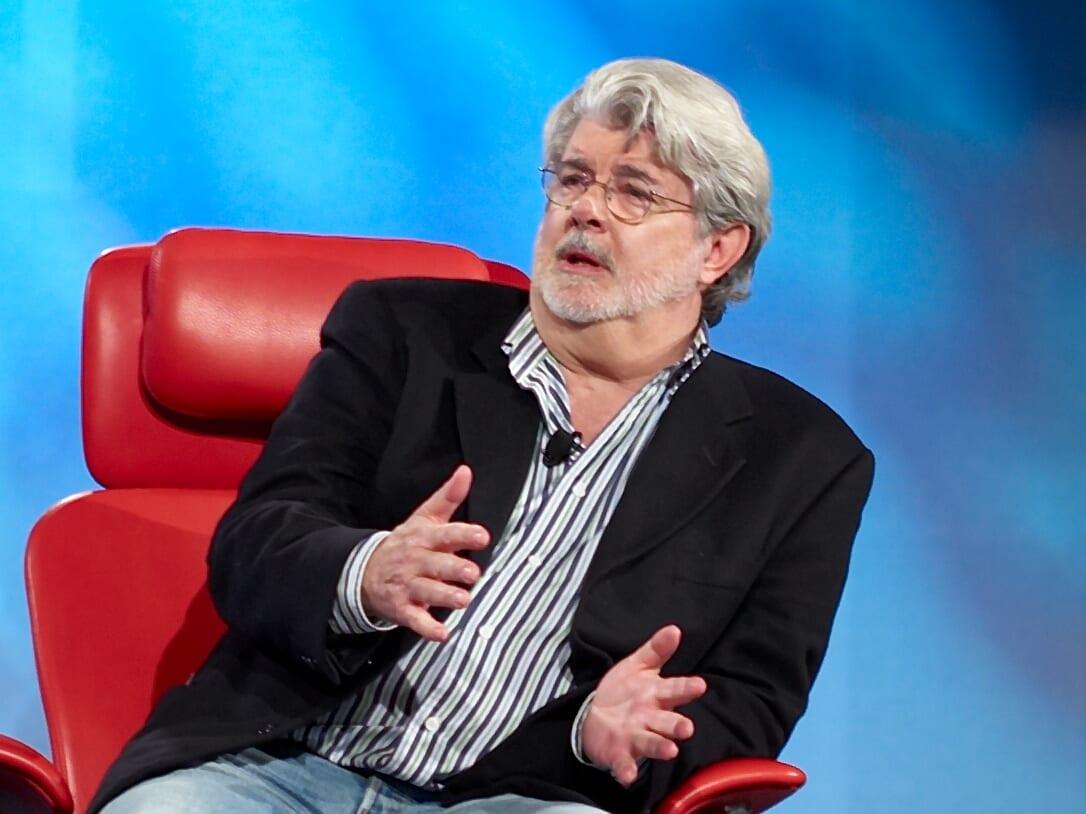 George Lucas Named America's Richest Celebrity, Jordan, Oprah, in the Top Five