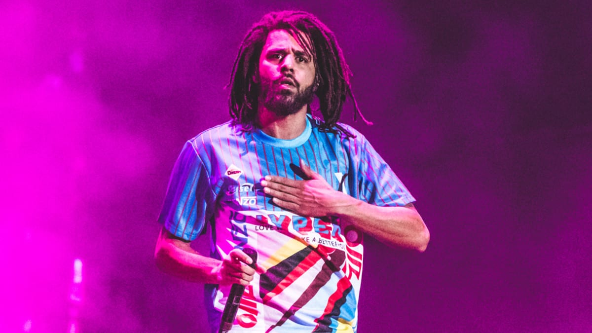 J. Cole's 'KOD' Goes Platinum Without Features