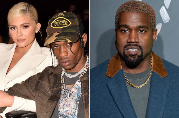 Kylie Jenner Reassures There's No Beef Between Travis Scott and Kanye West