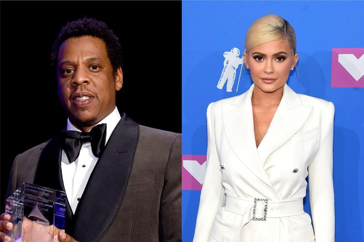 Kylie Jenner Ties JAY-Z on Wealthiest Celebrities in America List