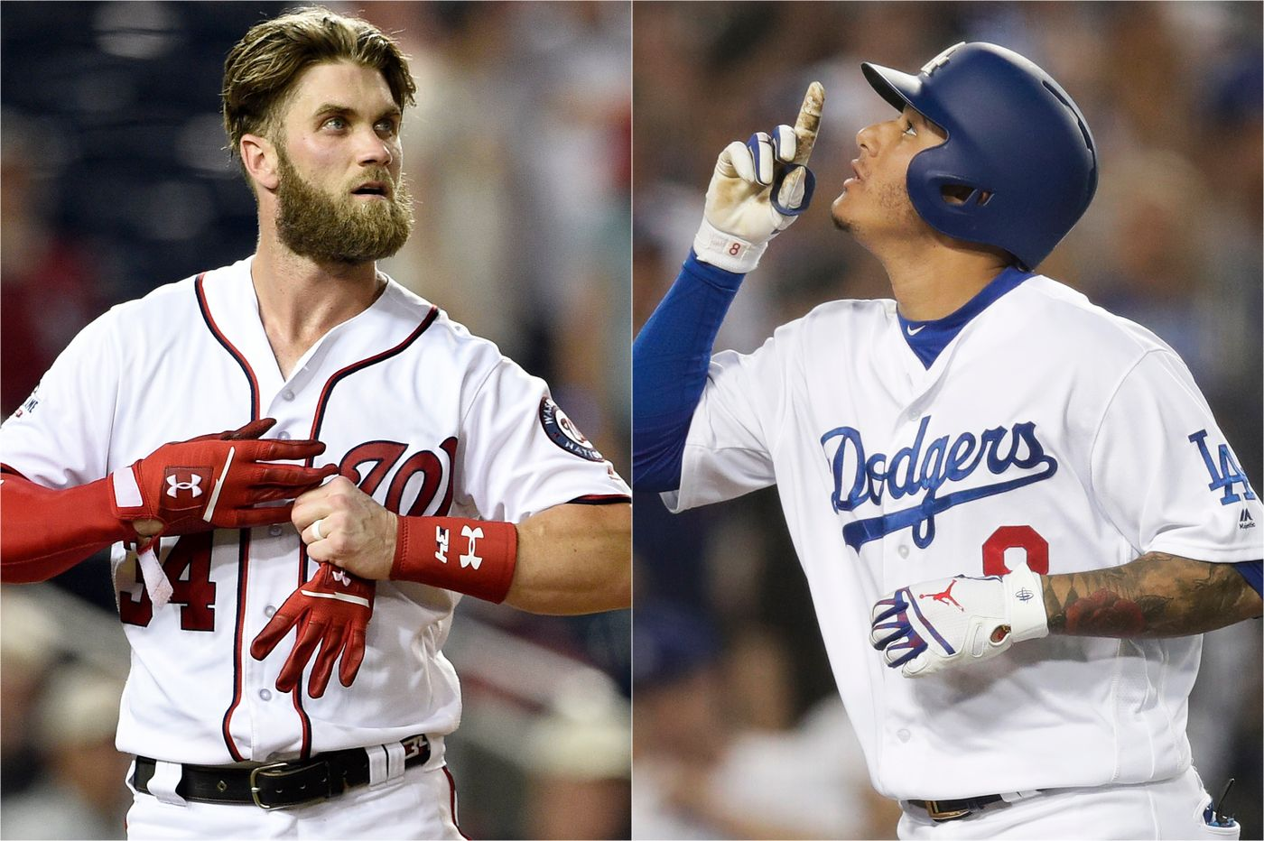 Dodgers Monster Trade Could Be Chess Move for Bryce Harper  fb5c2e46a96