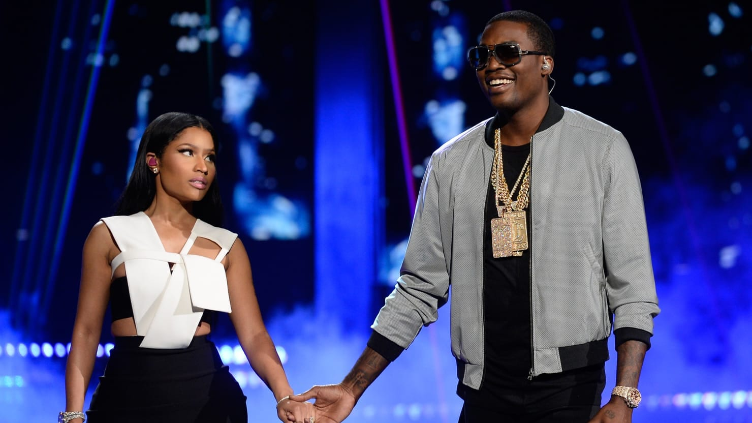 Meek Mill Says Nicki Minaj has him Blocked on Instagram