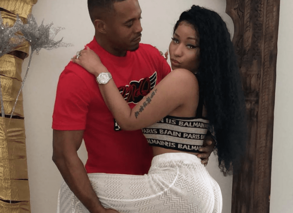 Nicki Minaj's New Boyfriend is an Old Boyfriend From Queens