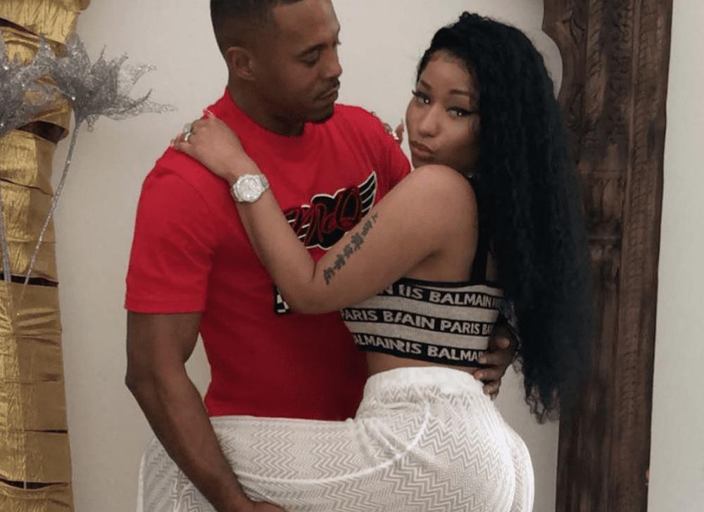 Minaj boyfriend 2018 nicki Nicki Minaj's
