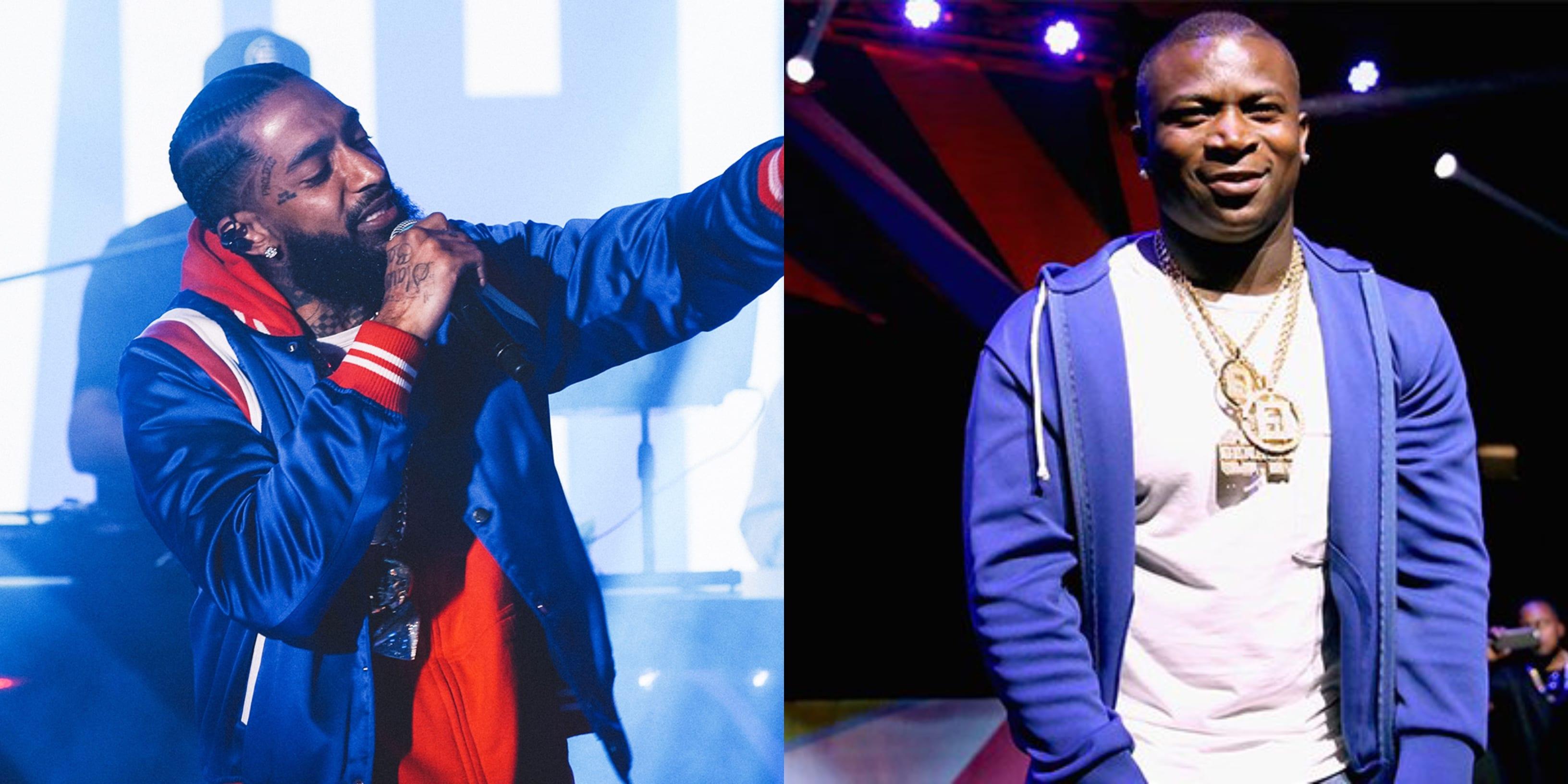 O.T. Genasis Sparked Nightclub Brawl Involving Nipsey Hussle