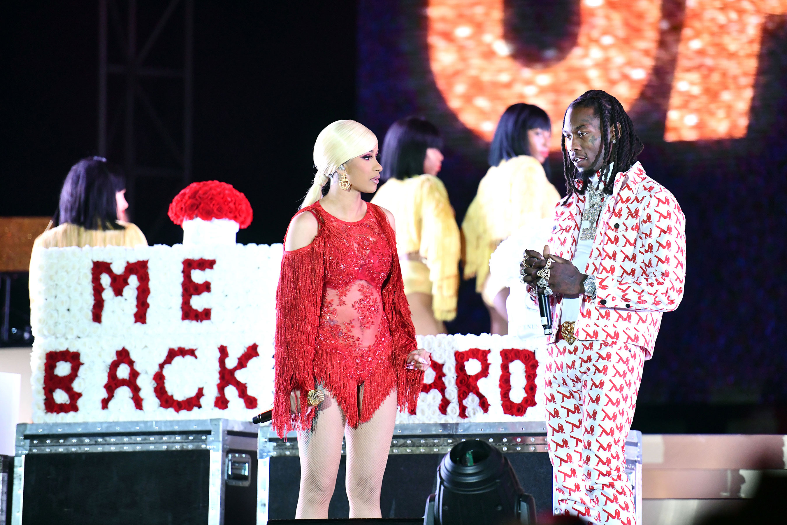 Offset Responds After Cardi B Rejects his Public Apology at Rolling Loud