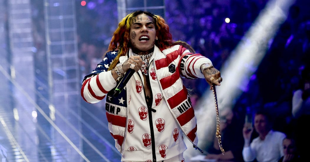 Petition to Release Tekashi 6ix9ine on Bail Receives 47K+ Signatures