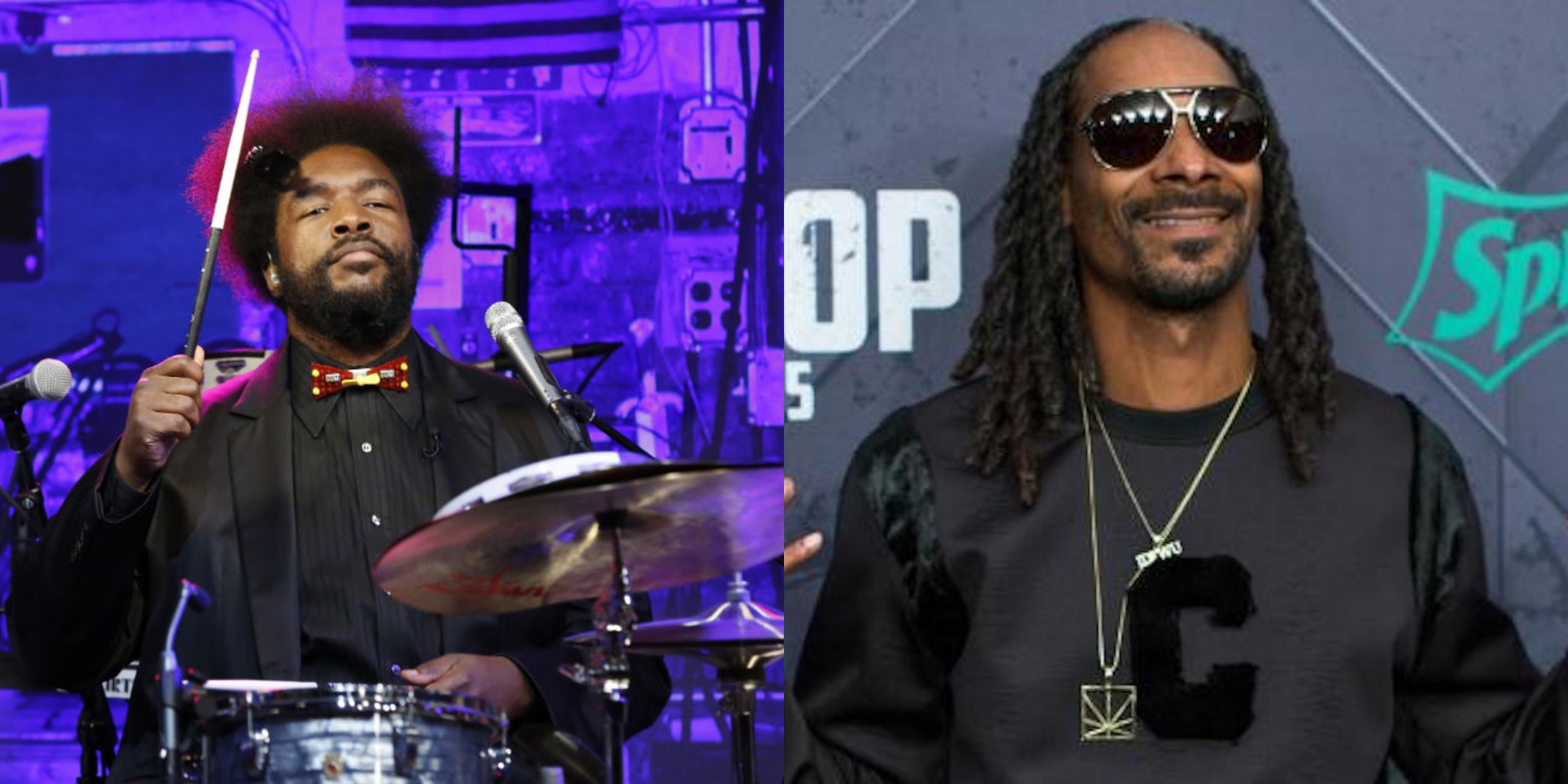 Questlove Reveals Dr. Dre Sampled his Parents in Snoop Dogg's 'Nuthin But A G Thang'