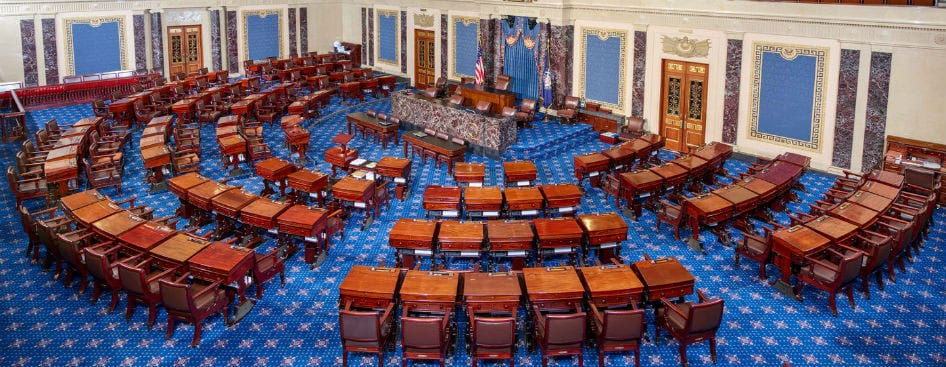 Senatefloor