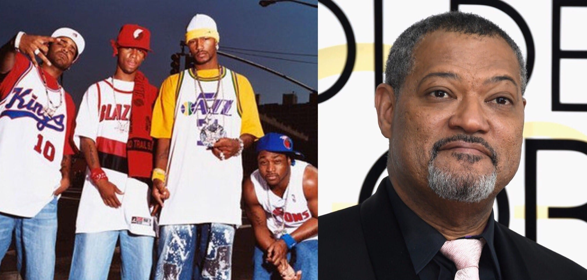 The Diplomats Dipset Laurence Fishburne
