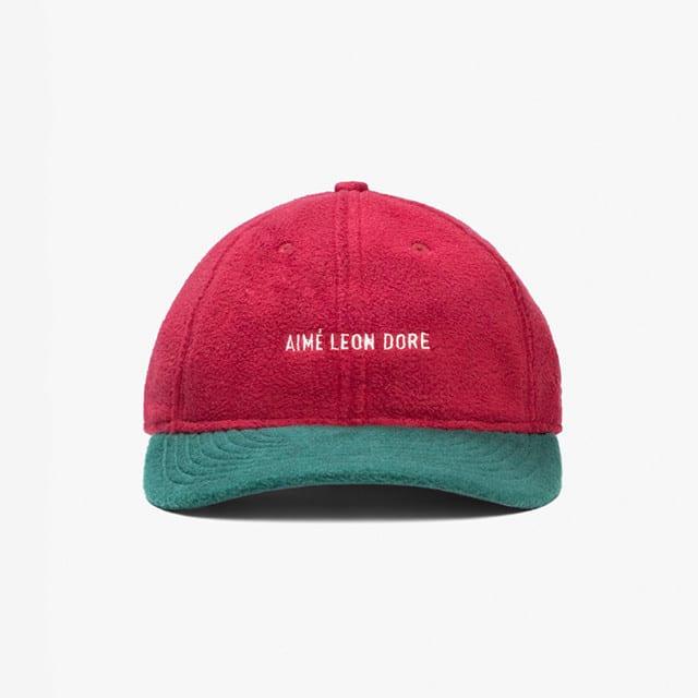 aime leon dore new era polar fleece fitted cap