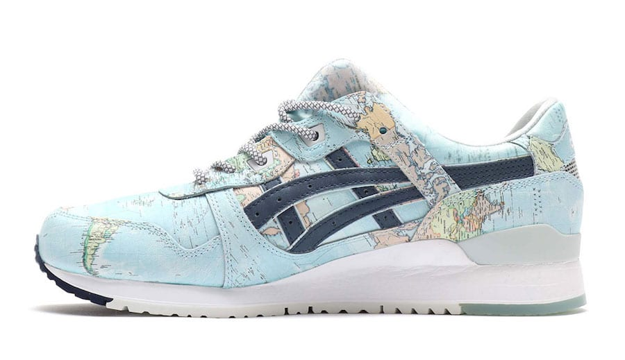 official photos 0687a a40c0 Shop Now: atmos x ASICSTIGER GEL-Lyte III