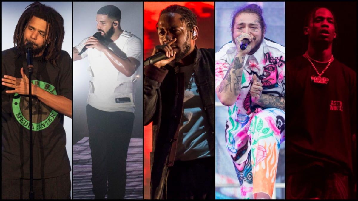 big five top tier  hip hop