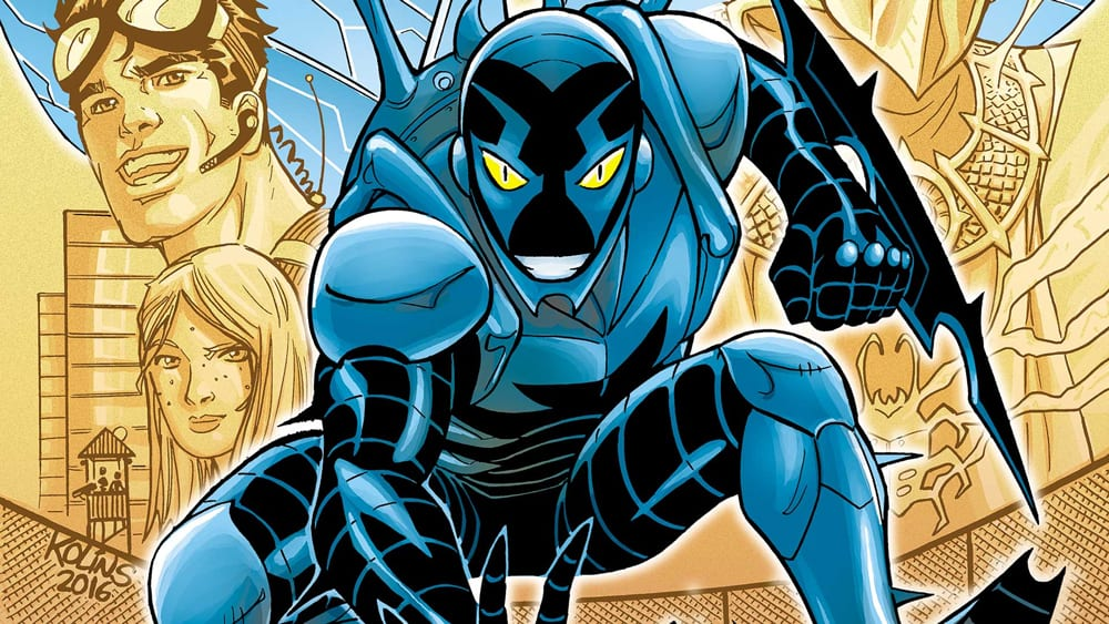 First Latin Lead Superhero Movie 'Blue Beetle' in Development