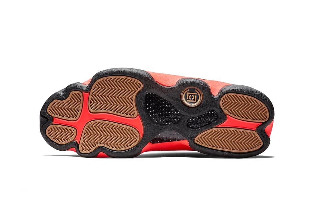 best loved b7a33 f8915 Here's an Official Look at the CLOT x Air Jordan 13 Low ...
