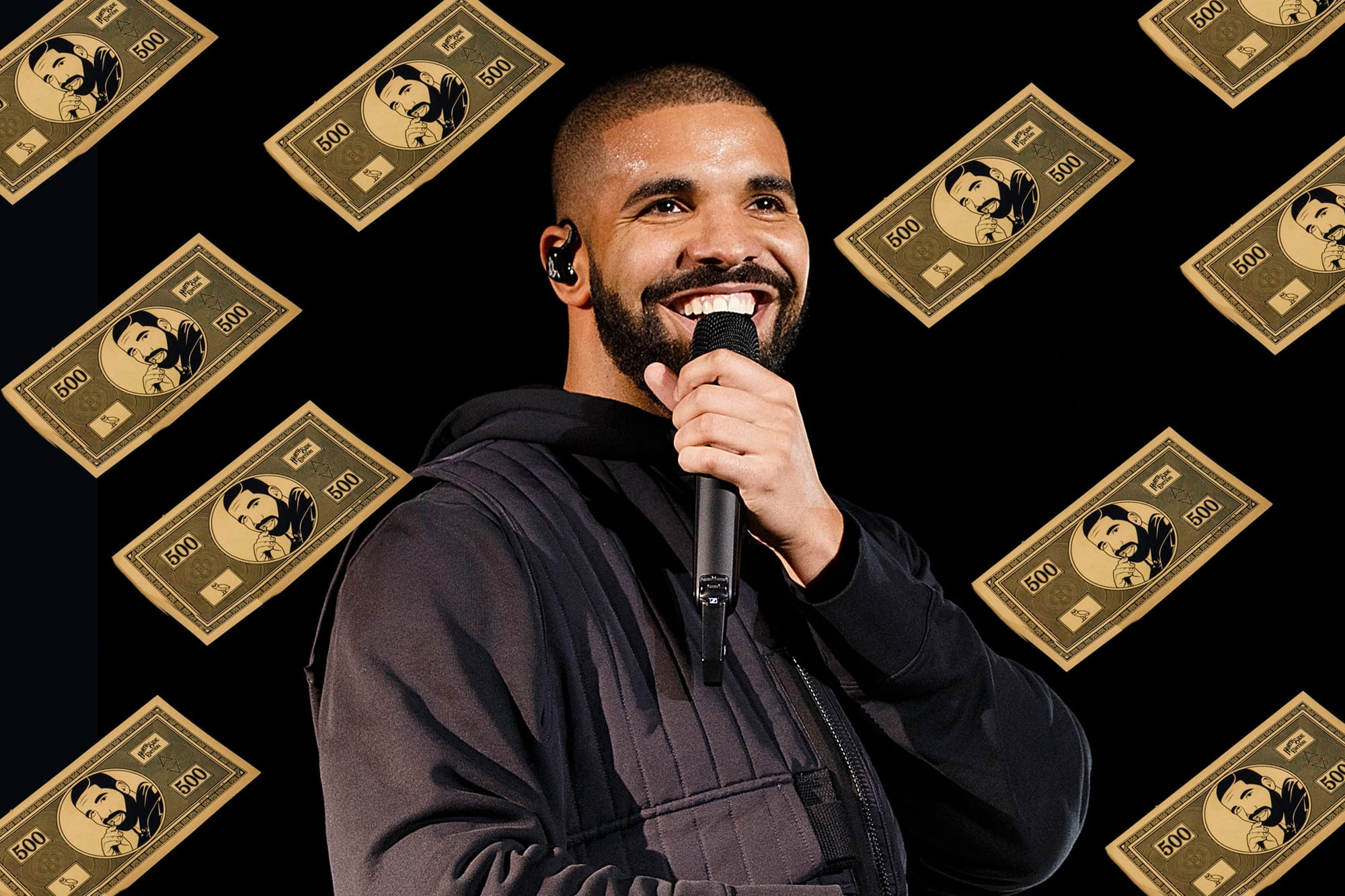 Drake is the Top-Selling Solo Male Artist of All-Time in America
